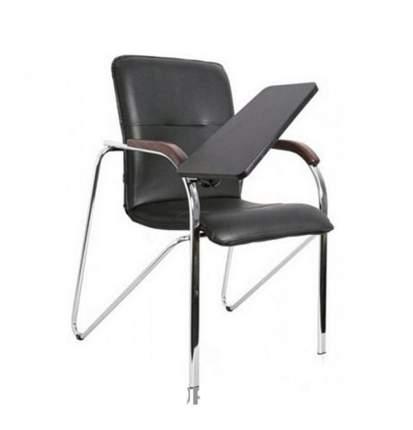 Офисный стул UTFC Самба, Z11 soft/CH Z черный