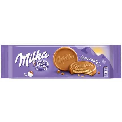 Milka Choco Wafer 150 грамм Упаковка 14 шт