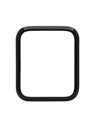 Защитное стекло для часов Zibelino 3D для Apple Watch (44mm) черный
