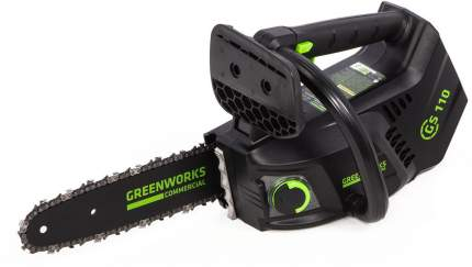 Аккумуляторная цепная пила Greenworks 2003807 GD40TCS без АКБ И ЗУ