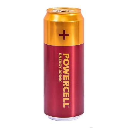 Напиток энергетический Powercell Original (Вишня) 450 мл Упаковка 12 шт