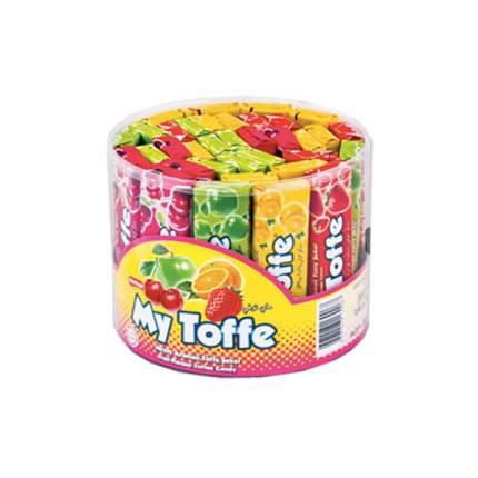 """Конфеты жевательные """"May Toffe Mix"""" 25 грамм Упаковка 40 шт"""