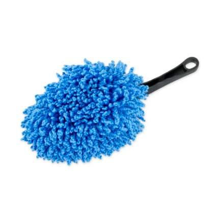 Щетка для удаления пыли из микрофибры на пластиковой ручке L 35 см. пакет ARNEZI A0403014
