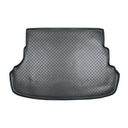 Коврик в багажник пластик NORPLAST HYUNDAI Solaris седан 2010- черный 1 шт. NPL-Bi-31-35