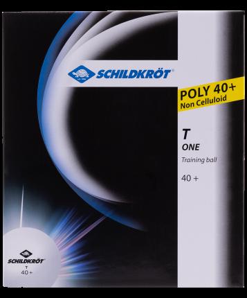 Schildkröt Мяч для настольного тенниса 1T-TRAINING, белый, 120 шт.