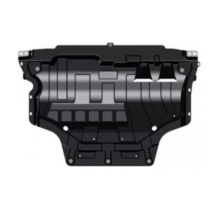 Защита двигателя и КПП Sheriff для Volkswagen Golf VII, Passat B8 Alltrack DSG 12- 21.2680