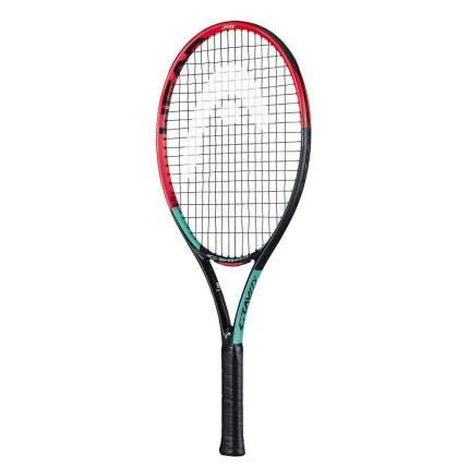 Ракетка для большого тенниса Head IG Gravity 23 розовая/черная/голубая