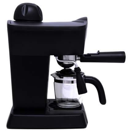 Рожковая кофеварка Kitfort KT-706 Black