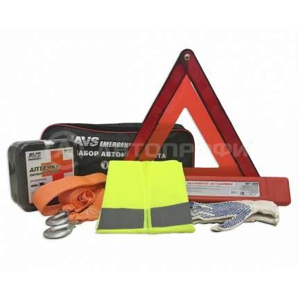 Набор автомобилиста AVS Emergency (6 предметов)