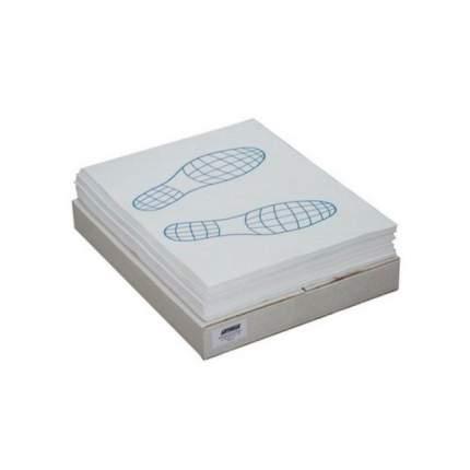 Коврик салона бумажный защитный однослойный одноразовый 40x52 см. упаковка 500 шт.
