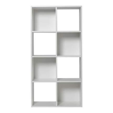 Стеллаж Шарм-Дизайн Бит-8 белый