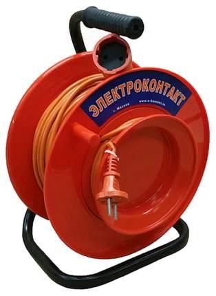 Удлинитель силовой РОССИЯ УХ10-001 на катушке 10А,2,2кВт,30м (10153)