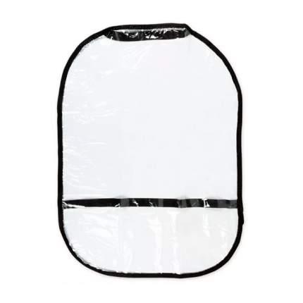 Защита спинки сиденья от грязных ног ребенка 45x60 см прозрачная ARNEZI A1509018