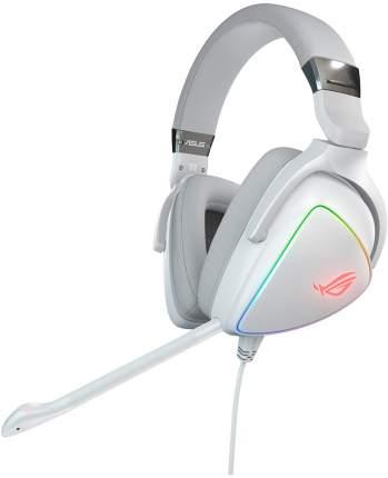 Игровые наушники Asus ROG Delta 90YH02HW-B2UA00 White
