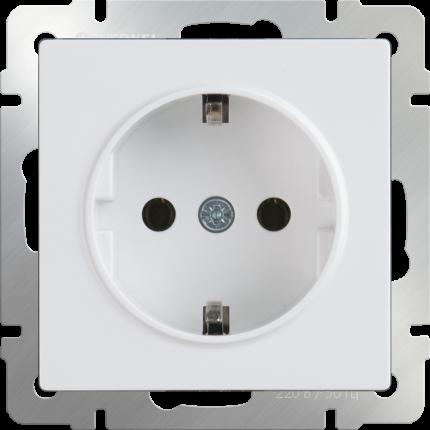 Электрическая розетка Werkel a028829