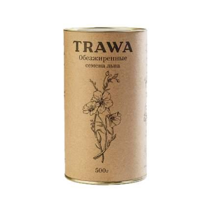 Семена льна обезжиренные Trawa 500 г
