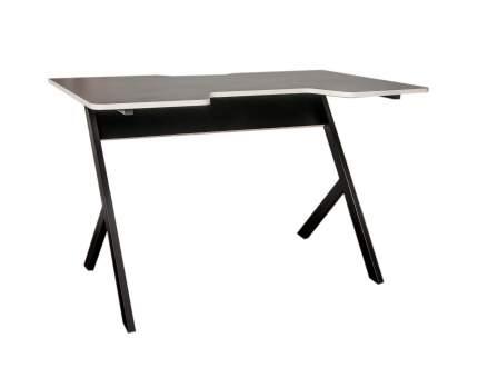 Компьютерный игровой стол JetFire чёрно-белый