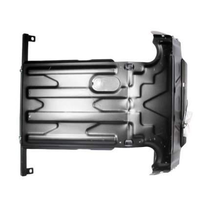 Защита картера 2123 Chevrolet Niva (штатный крепеж) LECAR LECAR016010205