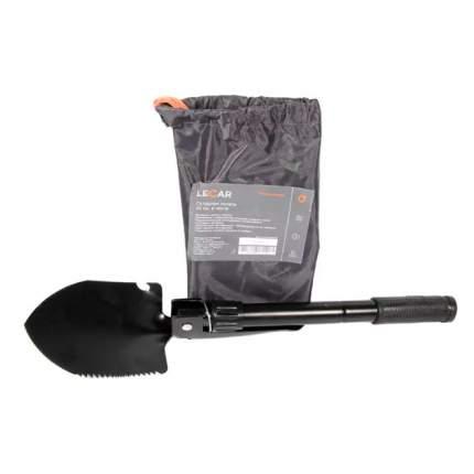 Лопата складная LECAR в чехле (металл, 400x90 мм.) LECAR LECAR000012906