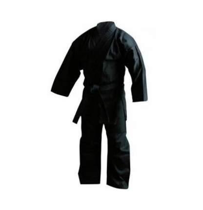 Кимоно черное для рукопашного боя, все размеры (размер 44-46 рост от 153 до 158)