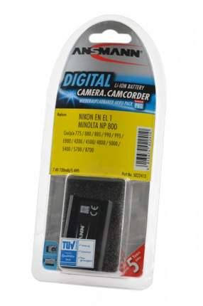 Аккумулятор ANSMANN EN EL 1 для фотоаппаратов Nikon COOLPIX 775, 880, 885, 990
