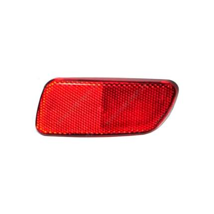 Катафот заднего бампера ВАЗ 1119, 2171 Приора универсал левый