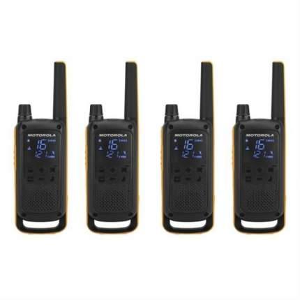 Радиостанция Motorola TALKABOUT T82 EXT QUAD