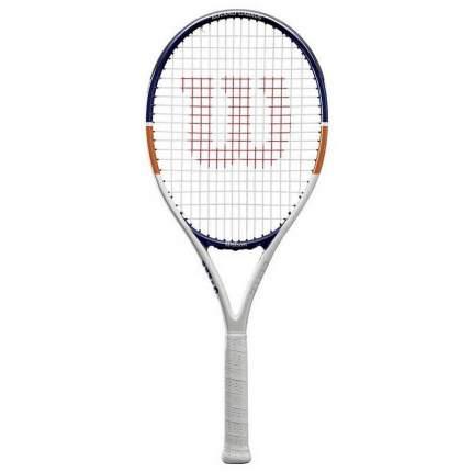 Ракетка для большого тенниса Wilson Roland Garros Elite 21, -, белый, тренировочный