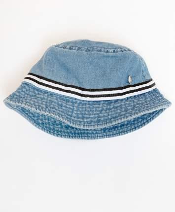Шапка для мальчиков Button Blue, цв. голубой, р-р 54