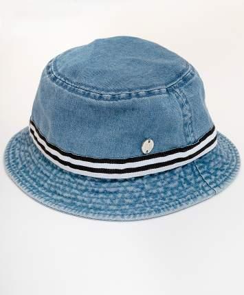 Шапка для мальчиков Button Blue, цв. голубой, р-р 50-52