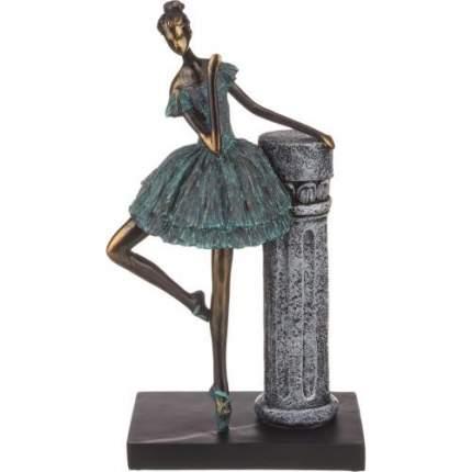 Фигурка декоративная Lefard, Art Nouveau, Балерина, 17х12х32 см