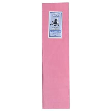 Рисовая бумага для животных Show Tech Rice Paper для папильоток, розовая, 10х40 см, 100 шт