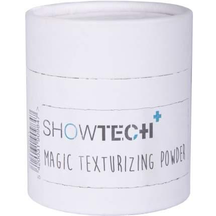 Пудра для шерсти кошек и собак Show Tech Magic Texturing Powder, белая, 100 г