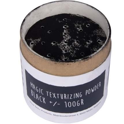 Пудра для шерсти кошек и собак Show Tech Magic Texturing Powder, черная, 100 г