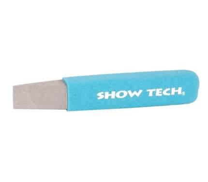 Нож для тримминга Show Tech Comfy Stripping Stick, синий, 8 мм