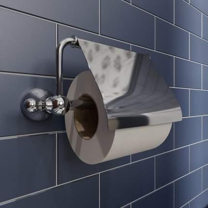 Держатель для туалетной бумаги с крышкой  IDDIS Retro RETSSC0i43