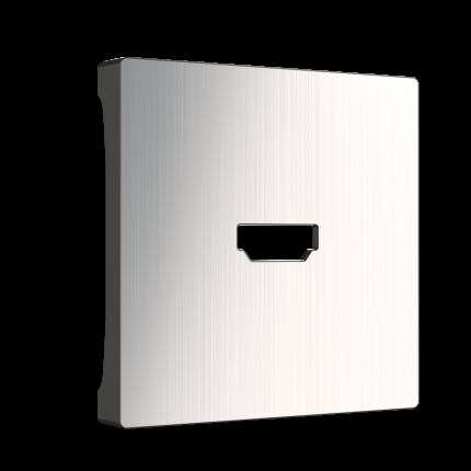 Накладка для розетки Werkel WL02-HDMI-CP