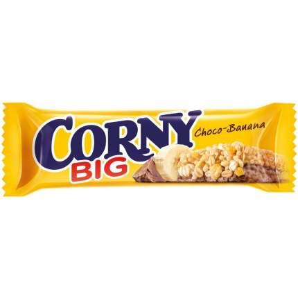 Corny BIG с бананом и молочным шоколадом 24 штуки по 50г