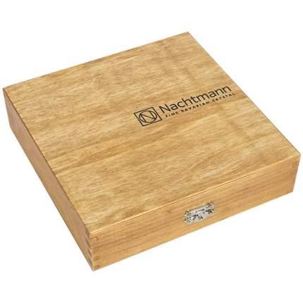 Пепельница треугольная Nachtmann Cigar в деревянной подарочной коробке