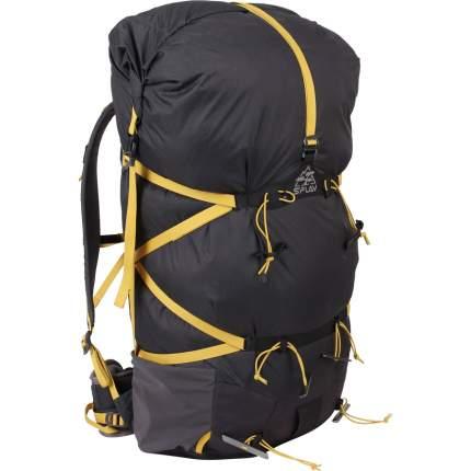 Рюкзак треккинговый Сплав Hike & Climb 40 л серый