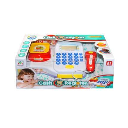 Касса игрушечная Джамбо Тойз со звуком