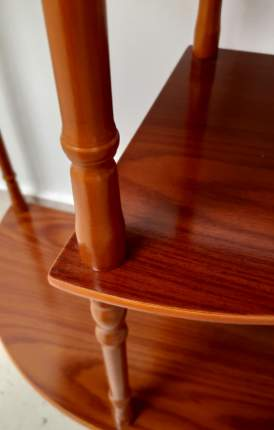 Стол пристенный (консоль) BORTEN JW125OAK