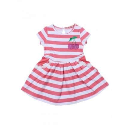 Платье для девочек Bonito kids, цв. розовый, р-р 98