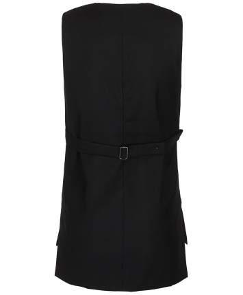 Серый трикотажный жилет для мальчиков Button Blue, цв. серый, р-р 146