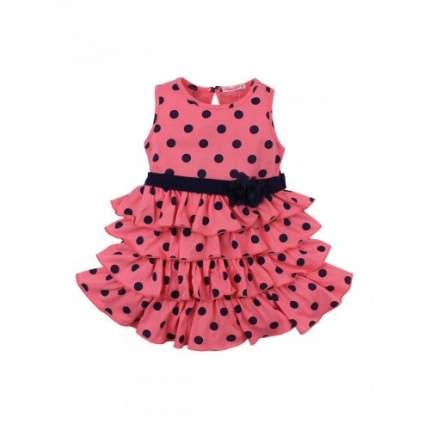 Платье для девочек Bonito kids, цв. розовый, р-р 104