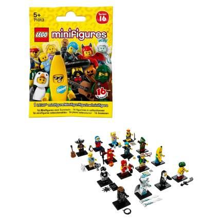 Конструктор LEGO Minifigures Минифигурки LEGO, серия 16 (71013)