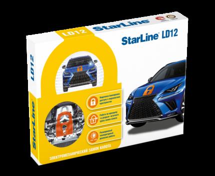 Электромеханический замок капота StarLine LD12