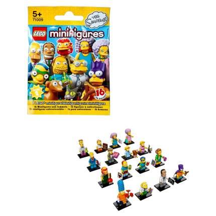 Конструктор LEGO Minifigures Минифигурки LEGO Серия Симпсоны 2.0 (71009)