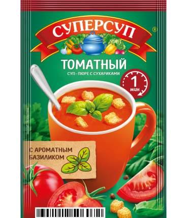 Суперсуп-пюре Русский продукт Суперсытный момент томатный с сухариками 20 г