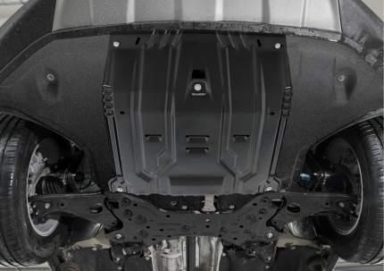 Защита картера, КПП Автоброня Hyundai Santa Fe 18-21/Tucson 15-/Kia Sorento 15-20/Sportage